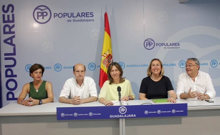 """Ana Guarinos: """"Es la hora de la responsabilidad y del sentido común para que gobierne la moderación en España"""""""