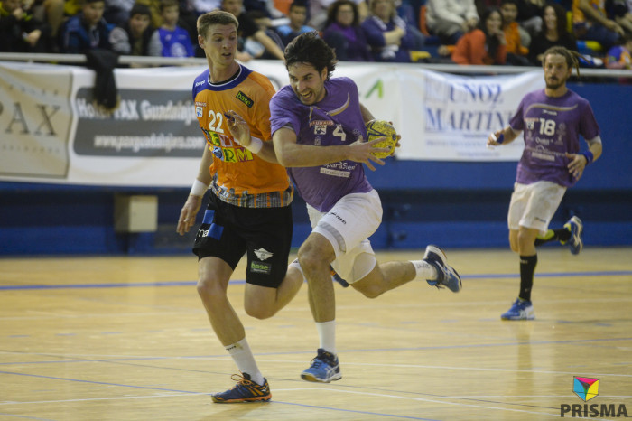 BM Guadalajara acaba la temporada en el 12º puesto