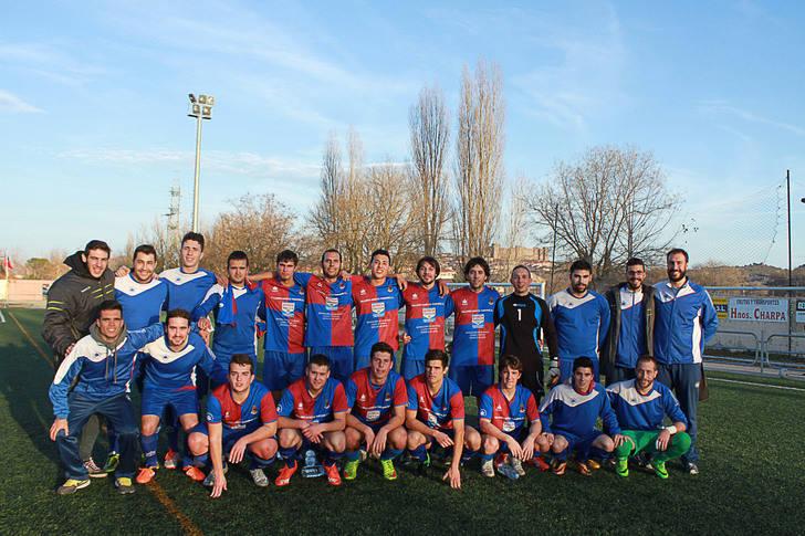 El Sigüenza termina la temporada goleando a Molina (7-3)