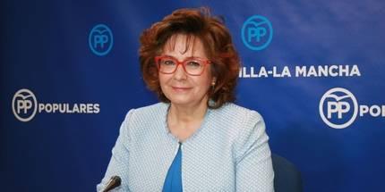 Carmen Riolobos arremete contra Ciudadanos �tras las incoherencias de sus responsables�