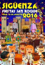 Las fiestas de San Roque de Sigüenza ya tienen cartel anunciador