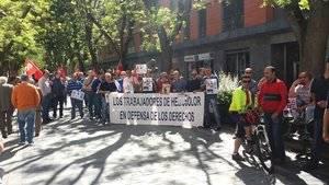 Heliocolor presenta un expediente de extinción de contratos a unos 220 trabajadores
