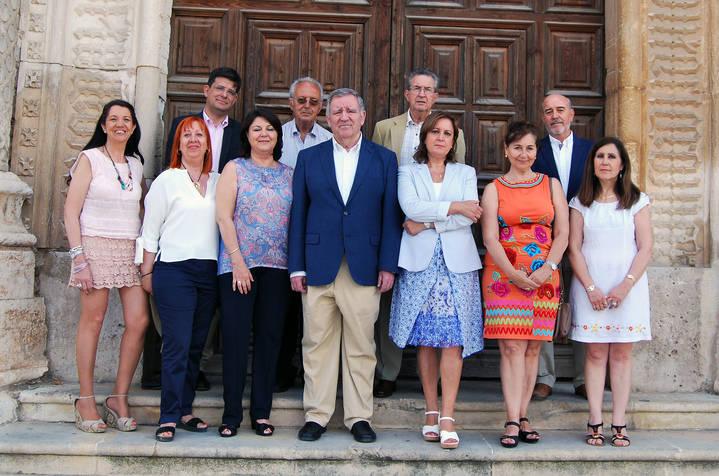 La Fundación Siglo Futuro muestra su apoyo a que el Palacio del Infantado sea Patrimonio de la Humanidad