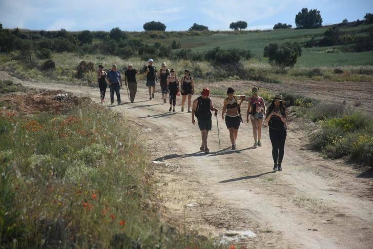 Los viajeros llegan a Trillo tras dejar atrás Gárgoles de Abajo y Cifuentes