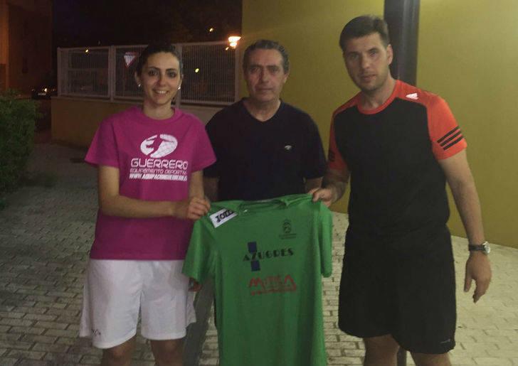 Angel Luis Gutiérrez Ceballos y Sara Porras Ramírez, nuevo cuerpo técnico del primer equipo del FSF Alovera