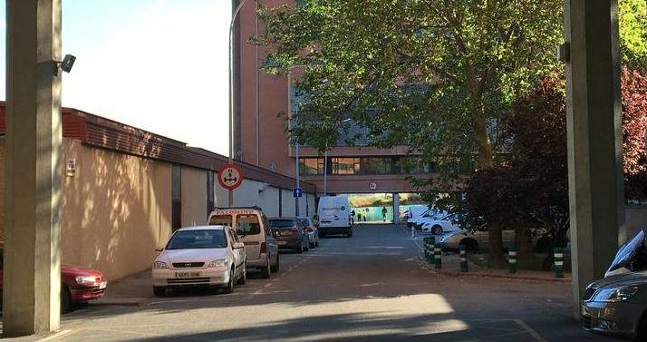 UGT asegura que se agravarán los problemas de aparcamiento del Hospital de Guadalajara