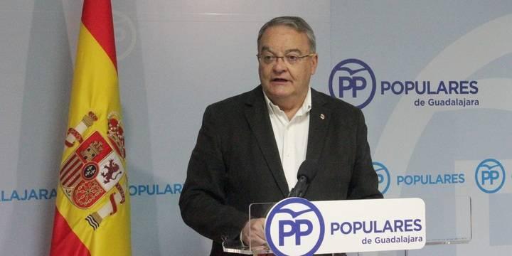 """De las Heras: """"El mensaje del PP es un mensaje de futuro y empleo con un programa pensado en las personas"""""""