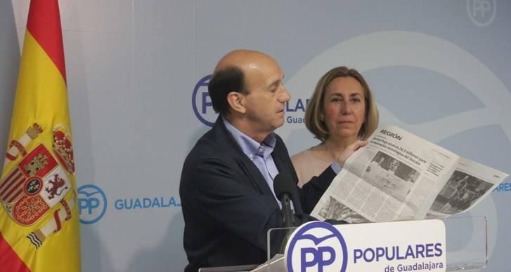 La Junta Electoral da la razón al PP contra la Junta por hacer campaña con el hospital