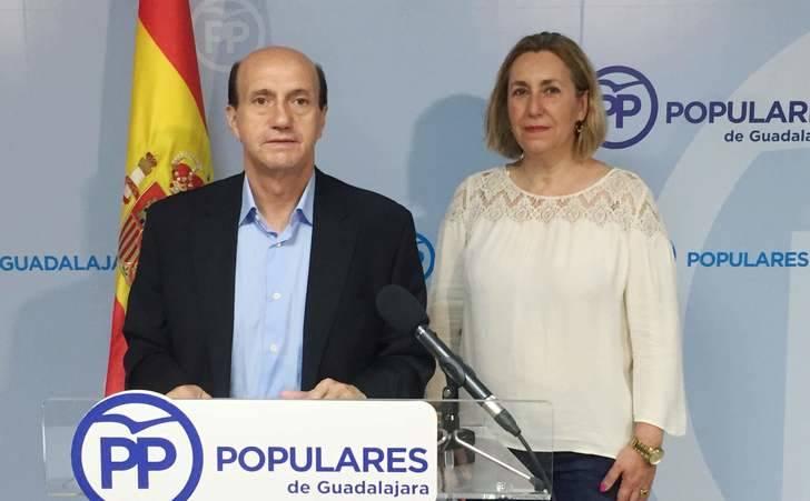 """Sánchez: """"Se han recuperado 1,5 millones de puestos de trabajo perdidos por la crisis pero en el PP sabemos que hay que trabajar más"""""""