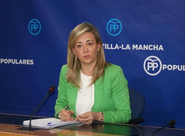 """Merino denuncia """"el abandono de Page a los jóvenes agricultores de Castilla-La Mancha"""""""
