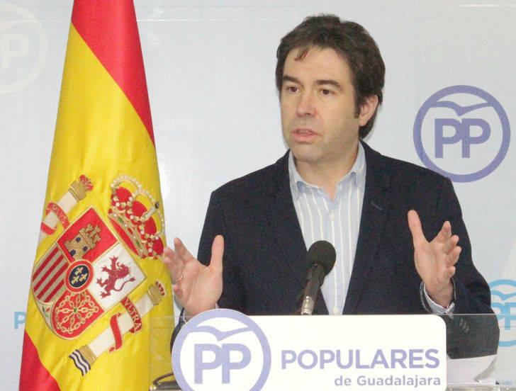 """Robisco: """"El incremento de las listas de espera en Guadalajara es un escándalo, responsabilidad directa de García-Page"""""""