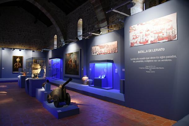 La exposición Atempora de Sigüenza supera las 4.000 visitas en 15 días
