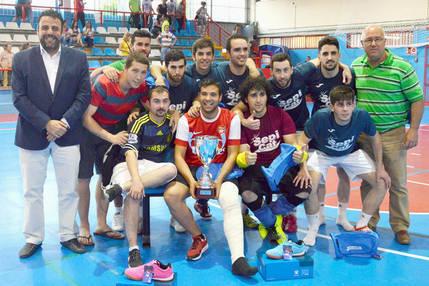 El equipo Mercería Soledad/Sepiolsa se impone en el Maratón de Fútbol Sala de Azuqueca