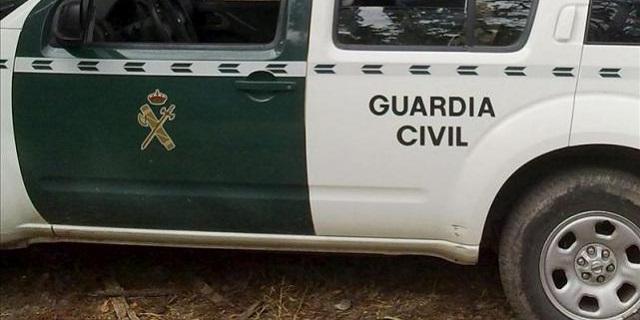 Un guardia civil destinado ahora en Guadalajara, a la cárcel por dejarse sobornar en Cataluña