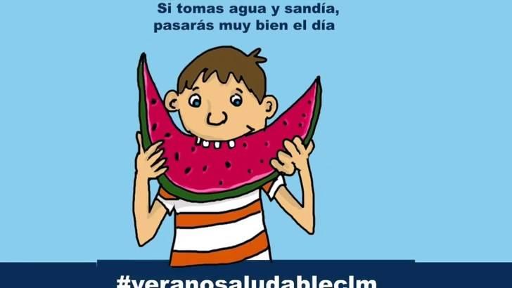 La Junta presenta su campaña #veranosaludableclm