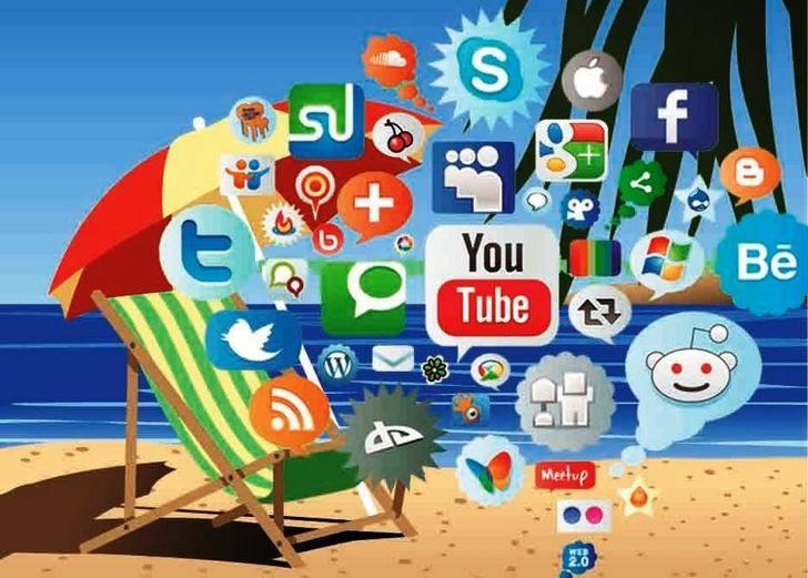 Cinco consejos para proteger tus redes sociales este verano