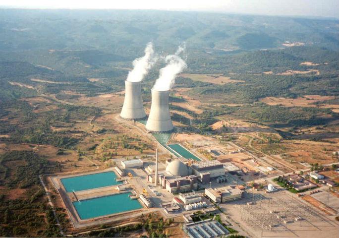 Punto y final a la recarga de este año en la Central Nuclear de Trillo