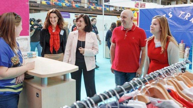 """El Ayuntamiento de Guadalajara prepara la décima edición de la """"Feria del Stock y de las Oportunidades"""""""
