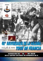 Exposición homenaje a un histórico del ciclismo: José Luis Viejo en Azuqueca