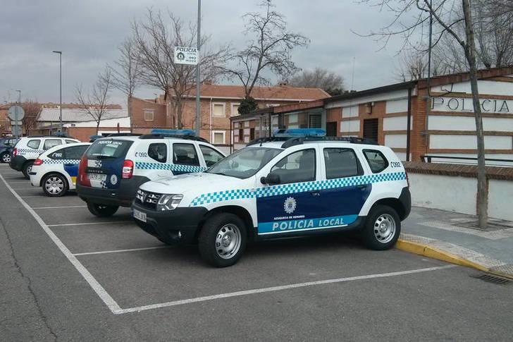 El concejal de Seguridad recomienda trasladar a la Policía Local o a la Guardia Civil cualquier sospecha. Fotografía: Álvaro Díaz Villamil/ Ayuntamiento de Azuqueca de Henares
