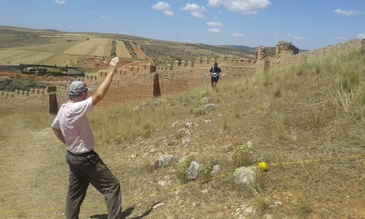 Un equipo internacional de arqueólogos realiza investigaciones en los castillos de Molina y Atienza