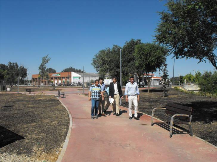 El Ayuntamiento de Guadalajara ultima otro importante proyecto en Los Manantiales