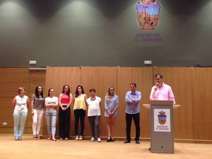 El Ayuntamiento de Guadalajara agradece a los clubes de gimnasia su colaboración en las últimas citas deportivas