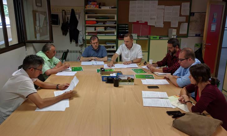 El Ayuntamiento de Brihuega convoca una reunión entre municipios vecinos para promover el módulo de técnico en producción agropecuaria