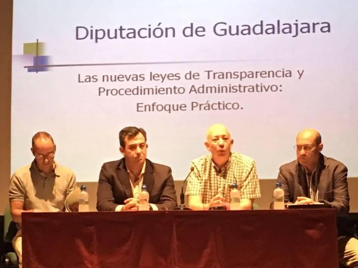Celebrada en Jadraque la primera jornada de formación para alcaldes y concejales