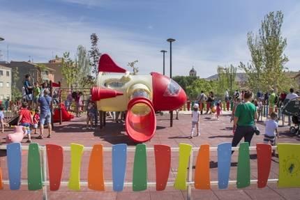 El Ayuntamiento instalará juegos infantiles accesibles en Guadalajara