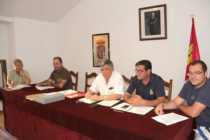 Ya ha salido a licitación la Piscina Municipal de Tamajón