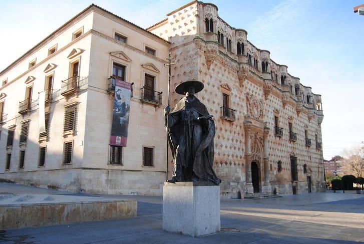 Convocada la licitación para la adjudicación de las obras de consolidación del Museo Palacio del Infantado en Guadalara