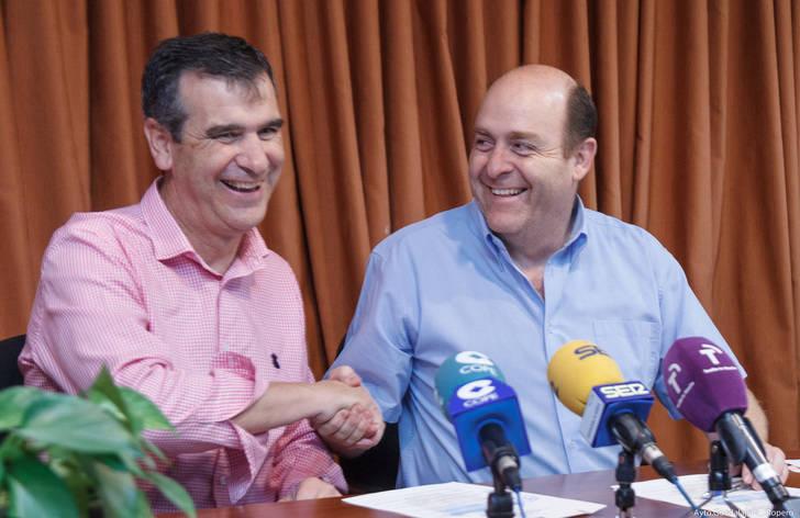 El Ayuntamiento de Guadalajara renueva su convenio de colaboración para el restaurante solidario