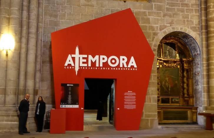 La exposición 'aTempora' llega a su ecuador con más de 16.000 visitantes