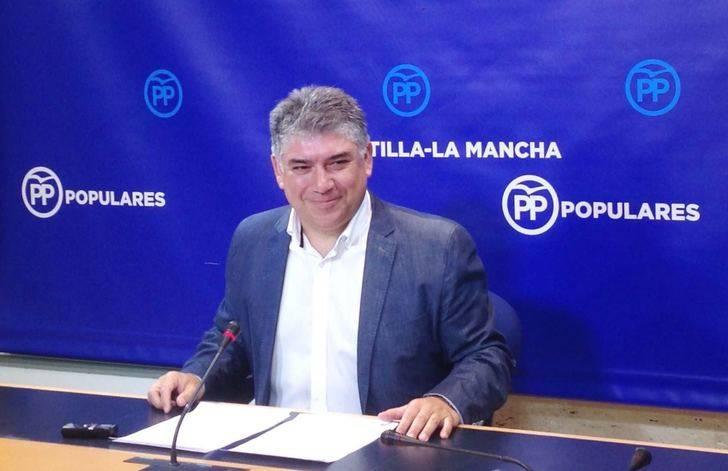 """Cotillas: """"El Gobierno más vago de la historia, que es el de Page y Podemos, es también el más beligerante contra los intereses de agricultores y ganaderos"""""""