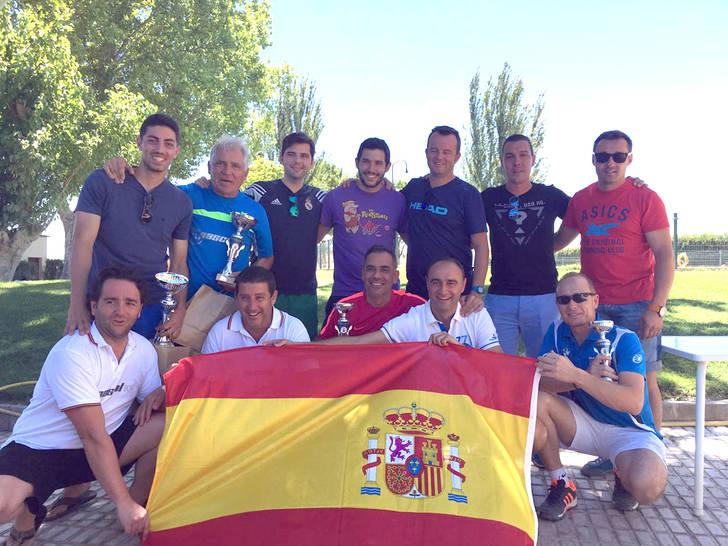 Éxito de participación en el torneo de pádel de Yebra