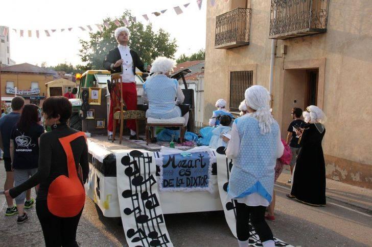 Mandayona se prepara para vivir sus fiestas patronales