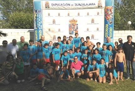 El Interpueblos de natación que organiza Diputación suma nuevos participantes