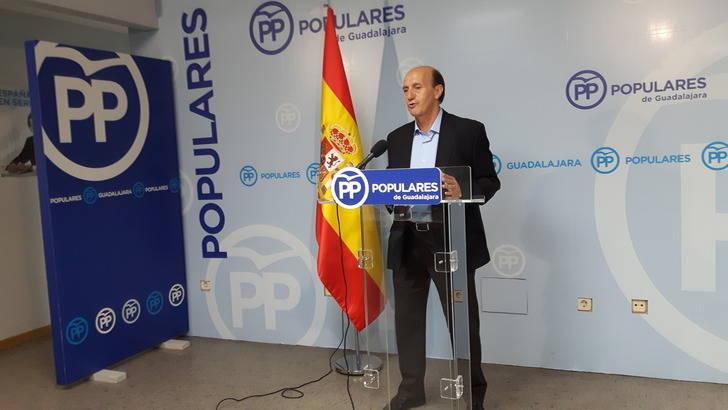 Sánchez-Seco acusa a Rafael Esteban de desconocer la realidad social de nuestra provincia