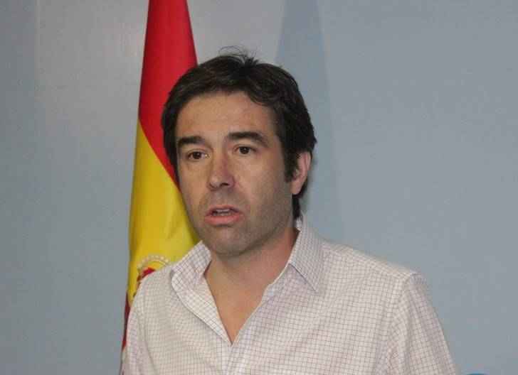 """Robisco: """"El PP exige a Page que comparezca en las Cortes regionales para dar explicaciones sobre el incendio de Chiloeches"""""""