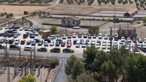 Recogen 6.000 firmas a favor de la gratuidad del nuevo aparcamiento del Hospital de Guadalajara