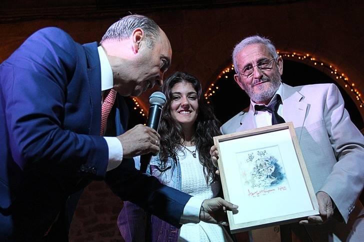 Un emotivo pregón del artista seguntino Mariano Canfrán prologa las fiestas de San Roque de Sigüenza