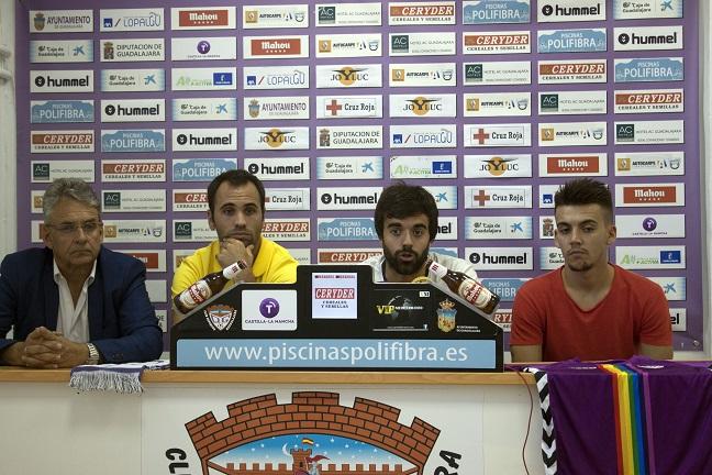 Migue Montes, Luis Alberto y David Pascual debutan en el Dépor