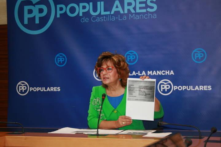 Riolobos exige a Page que cumpla la ley en materia sanitaria para evitar el caos en el que nos ha situado