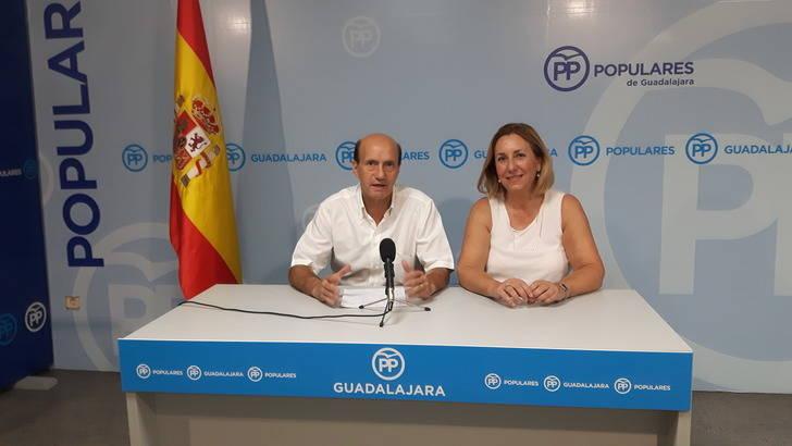 """Valmaña: """"Se han dado dos pasos importantes, pero no definitivos. Ahora, todo depende de la actitud de Sánchez y del PSOE"""""""