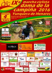 """El Club Ciclista Running Yunquera organiza su IX Marcha MTB """"Dama de la Campiña"""""""