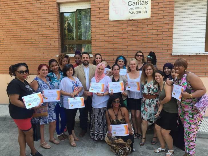 Finaliza el Taller Nutricional y de Conciliación de Azuqueca que ha formado a 25 mujeres durante más de tres meses