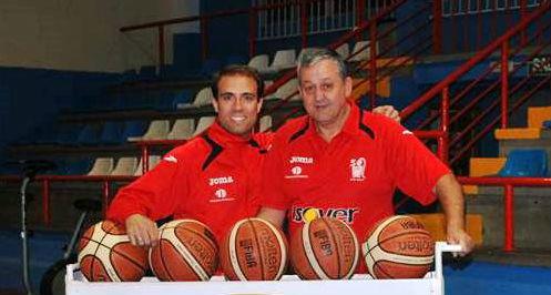 JC Montiño y Rodrigo Barrios continuarán un año más en el Isover Basket Azuqueca