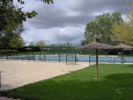 Piscina comienzan las obras de la piscina municipal de for Piscina municipal san roque