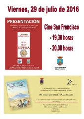 Doble presentación en el cine San Francisco de Cifuentes